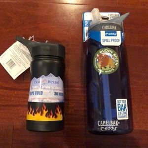 Camelback waterbottle & insulated hot cold thermos
